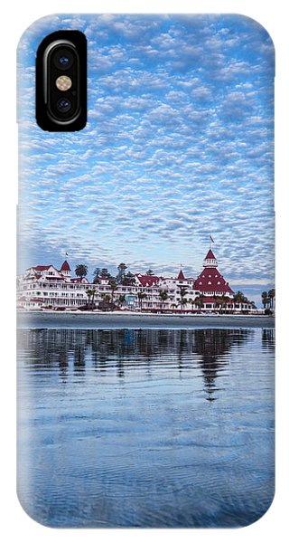 Buttermilk Sky IPhone Case