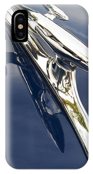 Corvair iPhone Case - Delta 88 Rocket by Guy Shultz