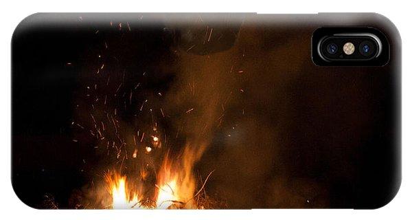 Demon Rising Phone Case by Claus Siebenhaar