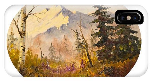 Denali Autumn IPhone Case