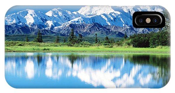 Denali National Park Ak Usa IPhone Case