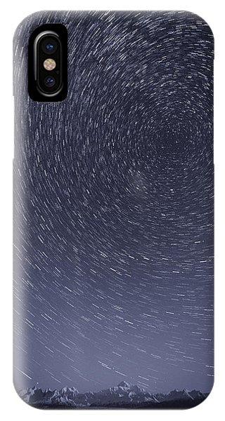 Denali Star Trails IPhone Case