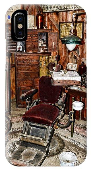 Dentist - The Dentist Chair IPhone Case