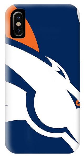 Denver Broncos Football IPhone Case