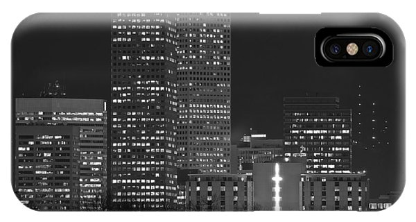 Denver Downtown  IPhone Case