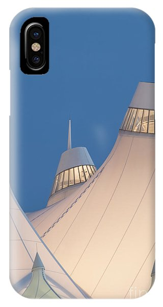 Denver International Airport IPhone Case