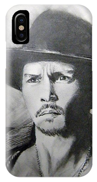 Depp IPhone Case