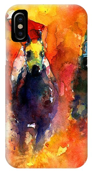 Derby Horse Race Racing IPhone Case