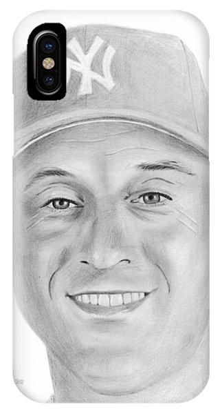 Derek Jeter IPhone Case