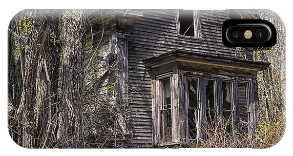 Derelict House IPhone Case