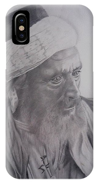 Dervish IPhone Case