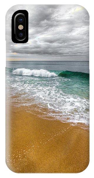 Coast iPhone Case - Desaturation by Chad Dutson
