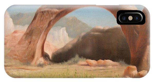 Desert Arch IPhone Case