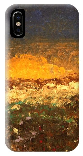 Desert Bloom IPhone Case