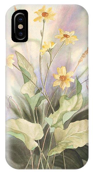 Desert Bouquet IPhone Case