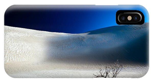 Desert Branch Void IPhone Case