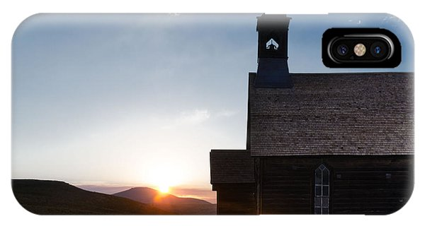 Desert Church  IPhone Case