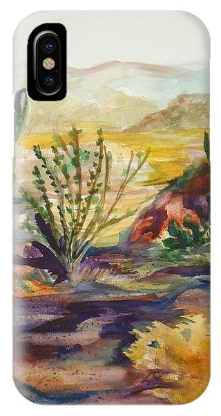 Desert Color IPhone Case