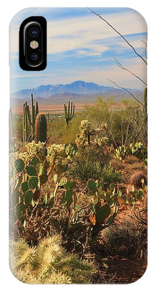Desert Day IPhone Case