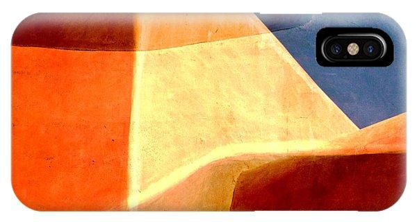 Desert Dunes Number 1 IPhone Case