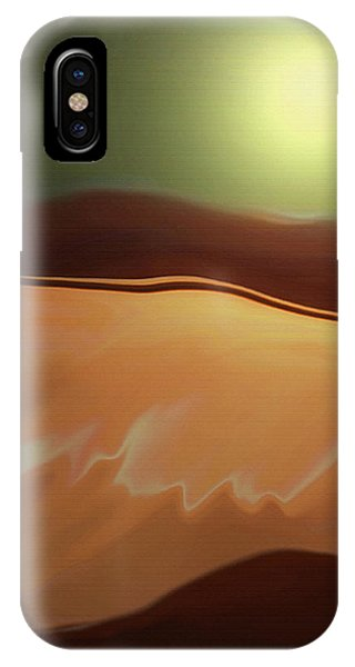 Desert Heat II IPhone Case