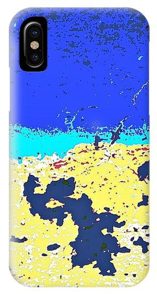 Desert Horizon Phone Case by Charles Rayburn