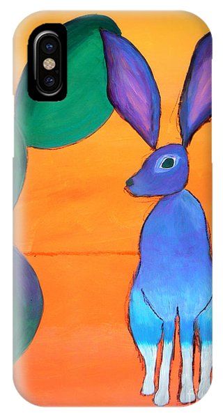 Desert Jackrabbit IPhone Case