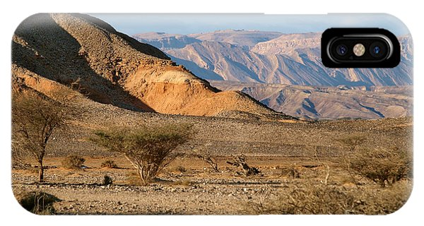 Desert Landscapes IPhone Case