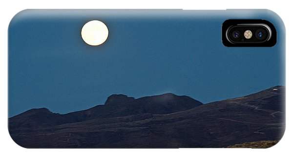Desert Moon IPhone Case