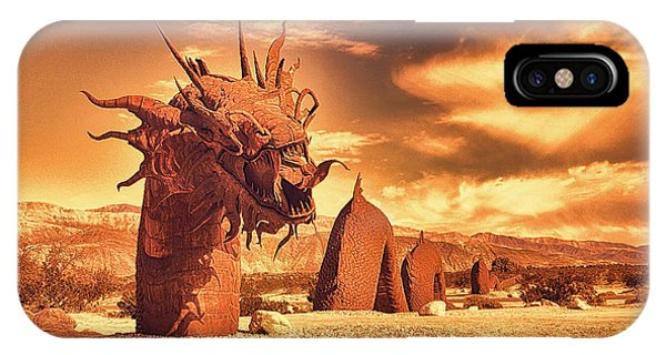 Desert Ness IPhone Case