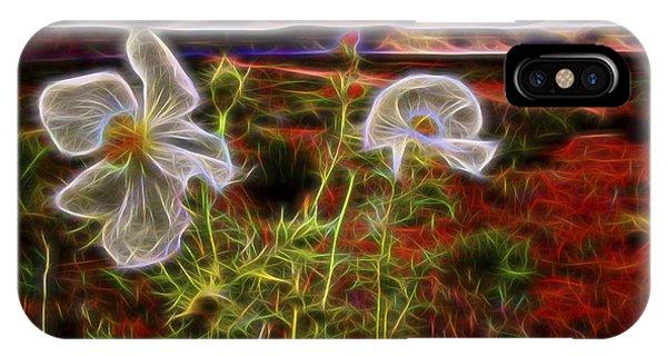 Desert Primrose 2 IPhone Case