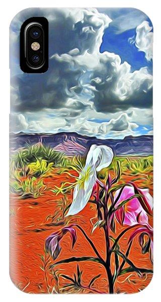 Desert Primrose 3 IPhone Case