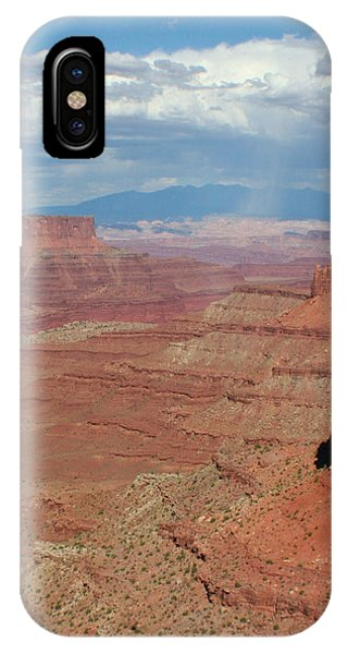 Desert Rain IPhone Case