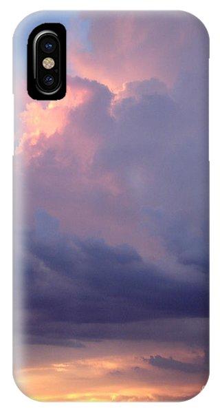 Desert Rainstorm 6 IPhone Case