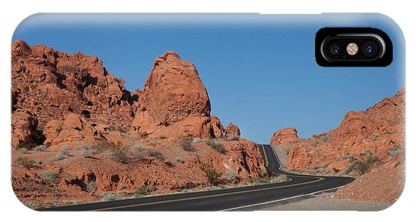 Desert Rock Formations IPhone Case