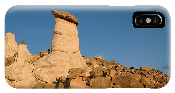 Desert Rock Garden IPhone Case