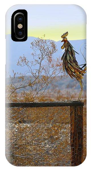 Desert Sentinel IPhone Case