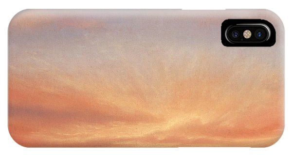 Desert Sky B IPhone Case