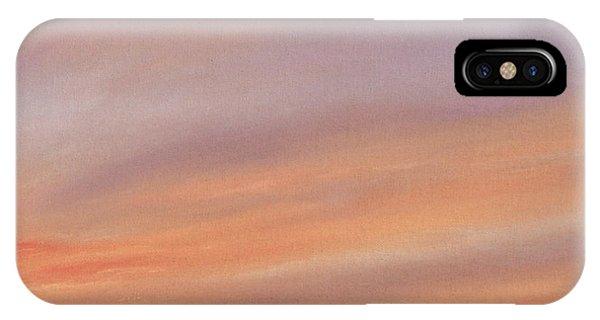 Desert Sky C IPhone Case