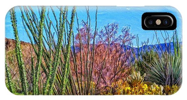 Desert Splendor IPhone Case