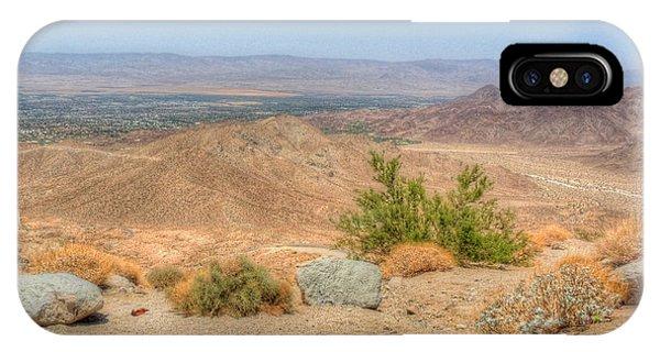 Desert View Phone Case by Deborah Smolinske