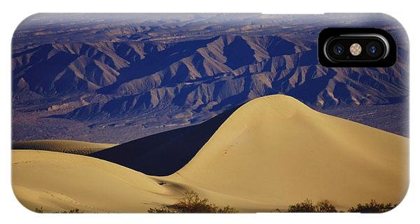 Desert Wave IPhone Case