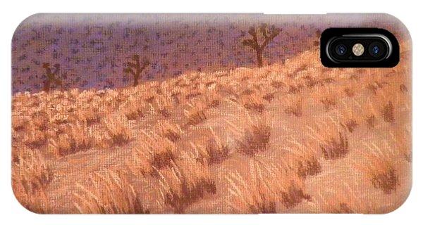 Desert Wind IPhone Case