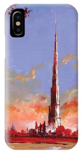 Desert Wonder IPhone Case