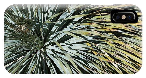 Desert Yucca IPhone Case
