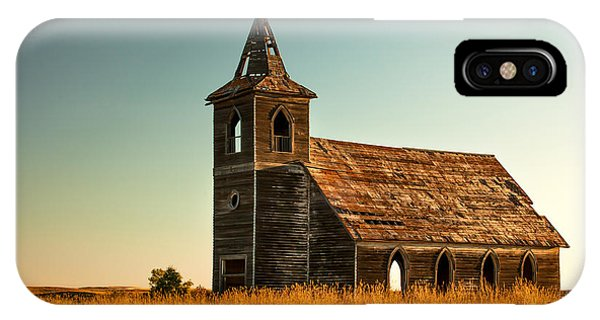 Lutheran iPhone Case - Deserted Devotion by Todd Klassy