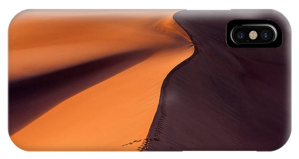 Death Valley iPhone Case - Desertwalk by Jure Kravanja