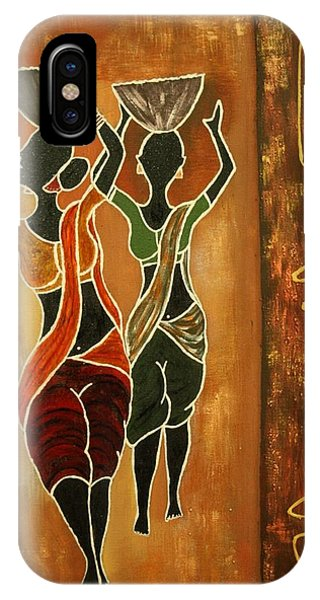 Desi-women Phone Case by Remya Damodaran