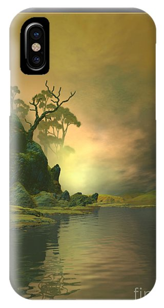 Desiderium Epicuri IPhone Case