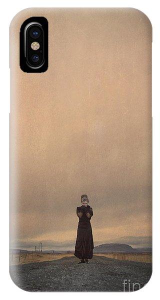Desolation iPhone Case - Desolate Ever After by Evelina Kremsdorf